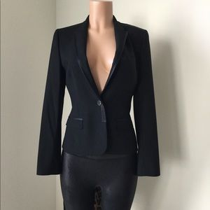 Dolce &Gabbana Blazer jacket size 42 tuxedo  black